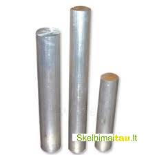 Aliuminio strypas d16 t  1 kilogramo kaina 3 e
