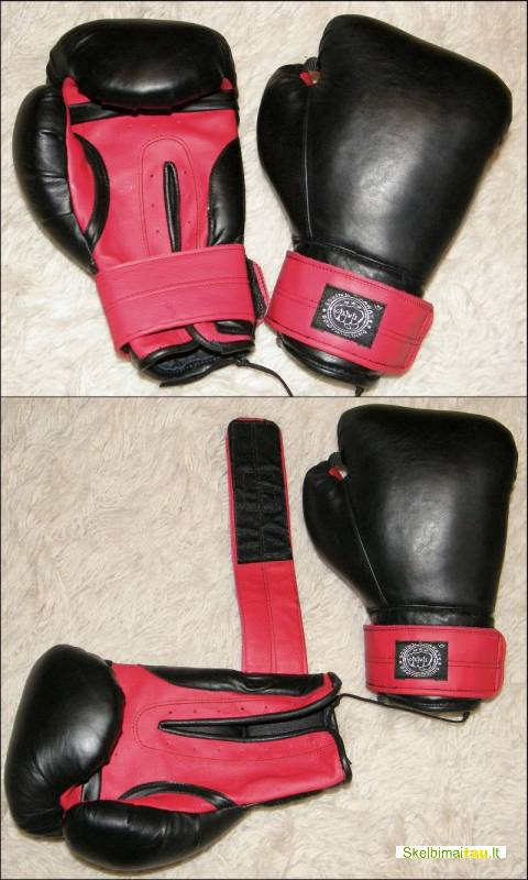 Bokso pirštinės natūralios odos nuo 139 litų,boxing gloves