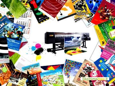 Dizaino paslaugos, reklama, dizainas, maketavimas