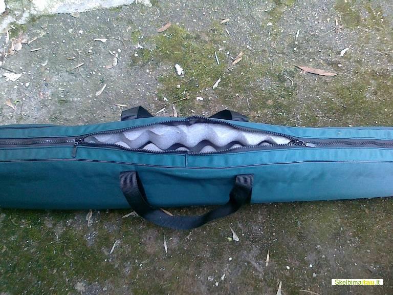 Dėklas šautuvui su optika 100 lt saugus,rifle bag ,gun bag