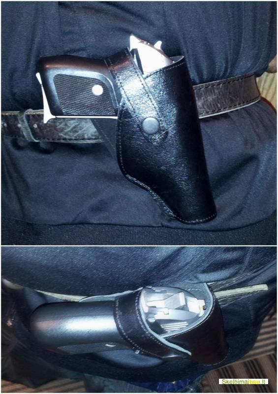 Dėklas pistoletui makarov, iž,партупея для пистолета макаров