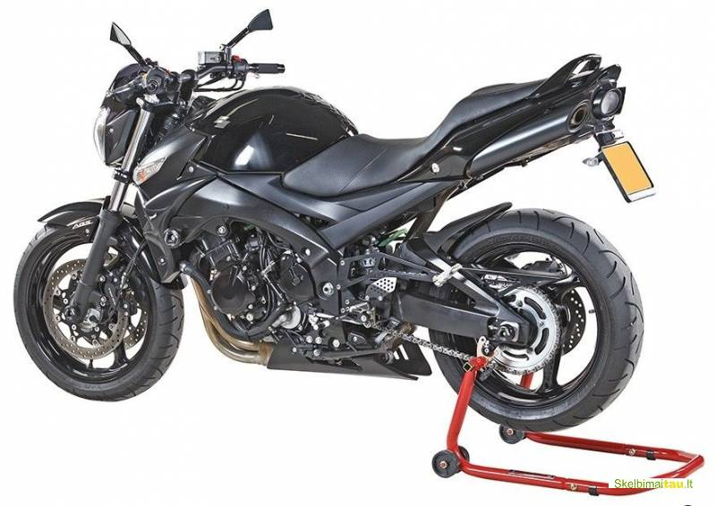 Stovas motocikliui