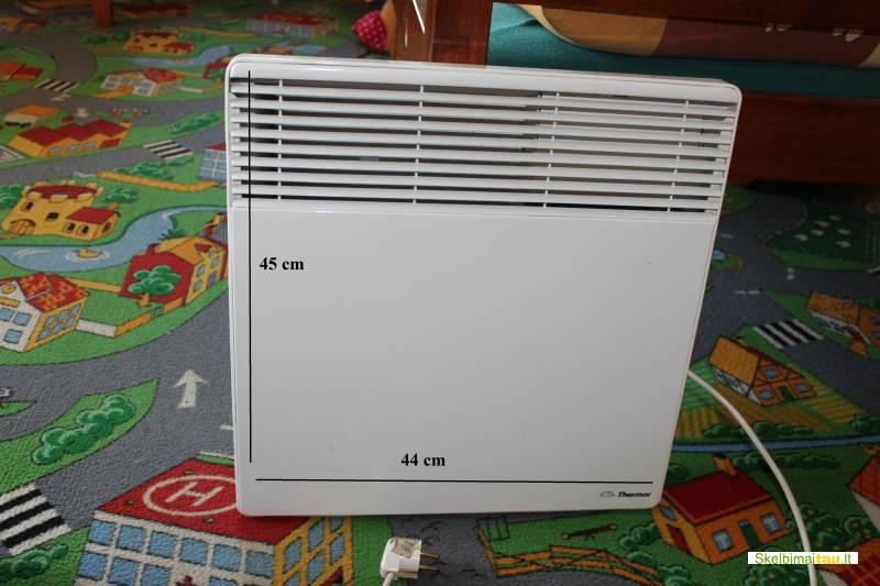 Thermor elektrinis šildytuvas - 1000 w