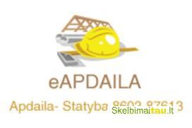 Vidaus apdaila ir statybos darbai kaune