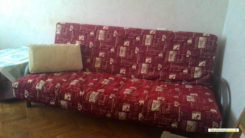 Parduodama naudota sofa lova
