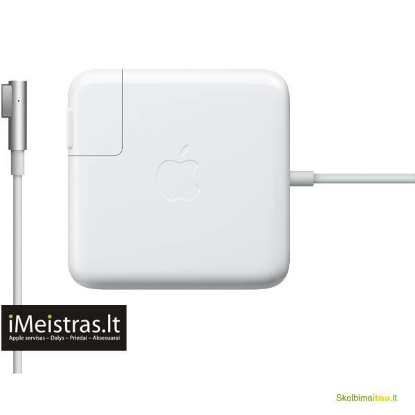 Macbook air, pro originalūs įkrovikliai