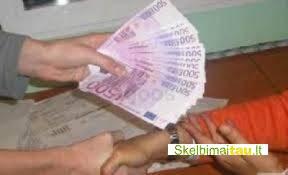 Kredito visiems su garantija