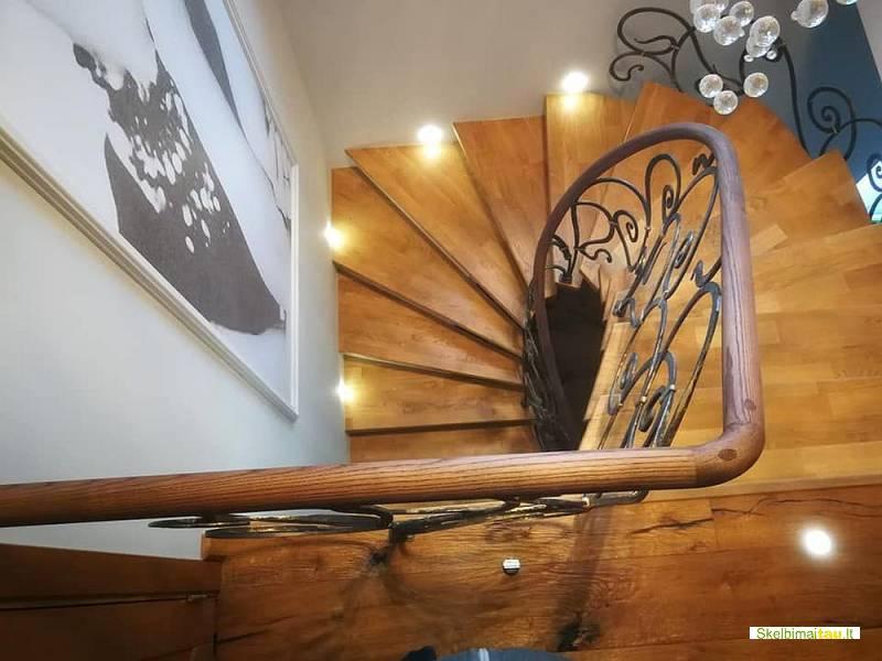 Laiptai. laiptu gamyba