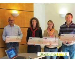 Liudijimas apie finansavimą 17.000 €