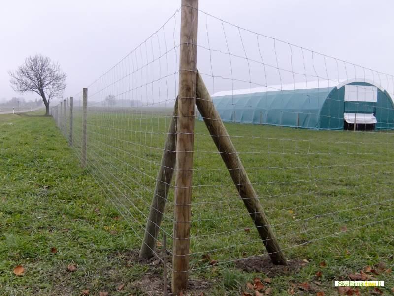 Tvoros  žemes ūkiui montavimas