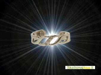 Magnetinis varinis žiedas - cmrn 10