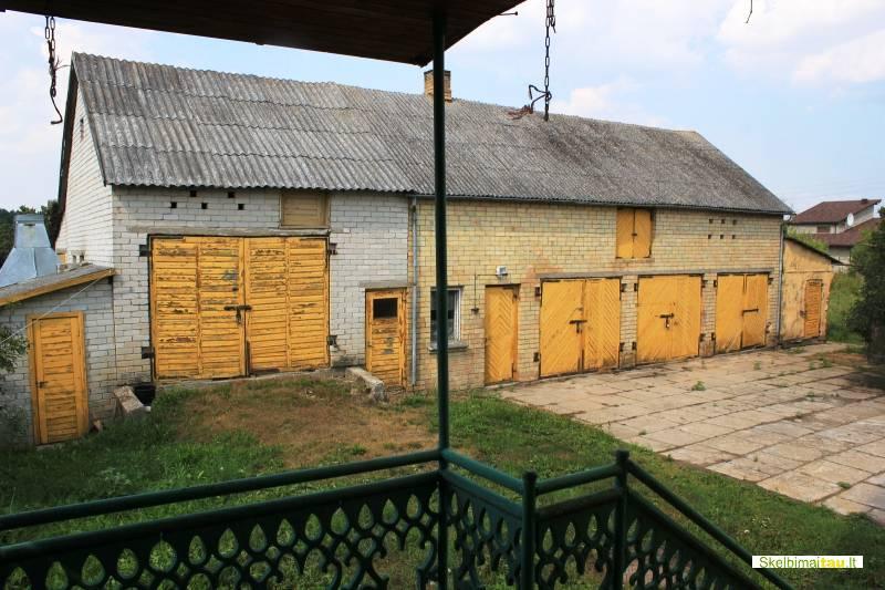 Namas dembavoje, panevėžys