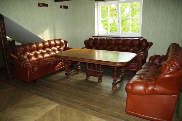 Nestandartinių minkštų baldų gamyba
