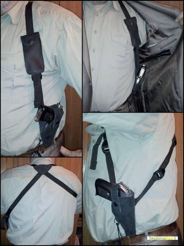 Operatyvinis dėklas pistoletui pm,glock,cezet nuo 50 lt
