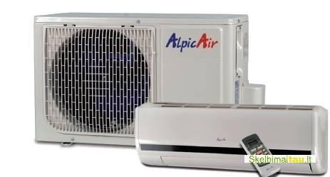 Oro kondicionieriai montavimas, remontas, prieziura