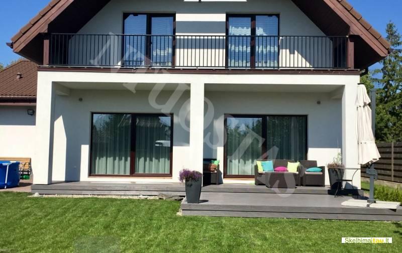 Parduodamas modernus namas šalia klaipėdos 5 km.