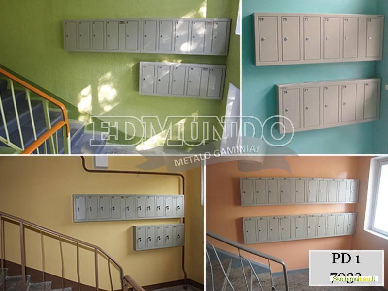 Pašto dėžutės gamyba