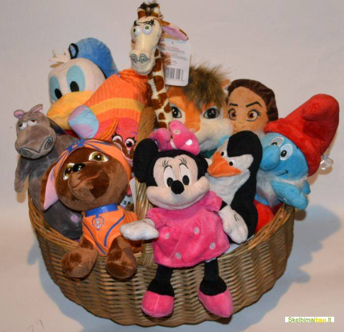 Pigūs žaislai, kitos prekės vaikams
