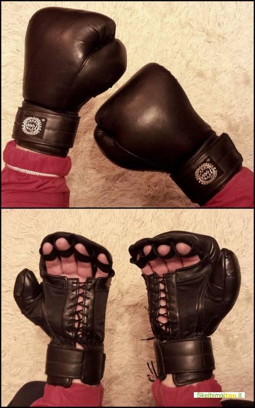 Pirštinės budo,mma,sambo,gloves mma