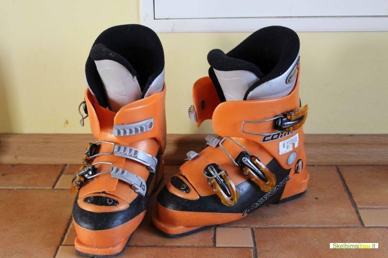 Vaikiški kalnų slidinėjimo batai