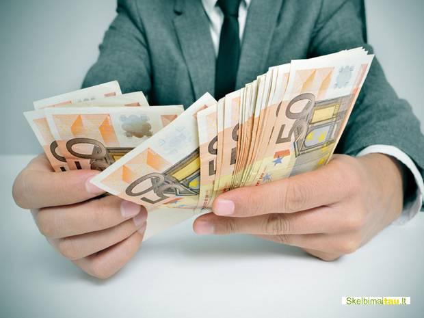 Skubus paskola loan urgente