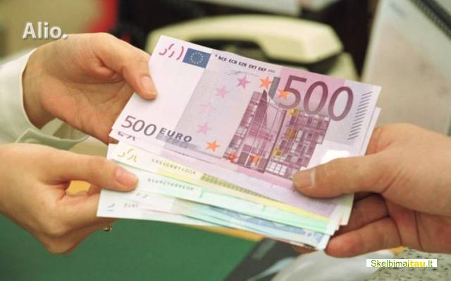 Greita rimtas kredito paskolos