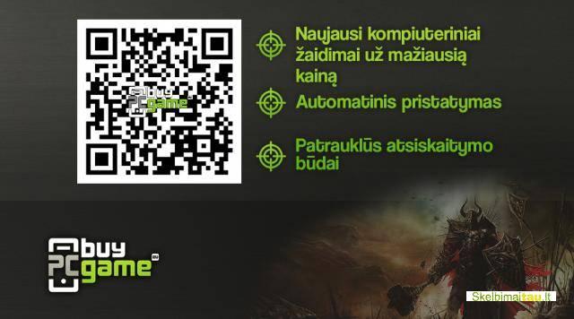 Skyrim legendary edition zaidimas tik uz 55lt.