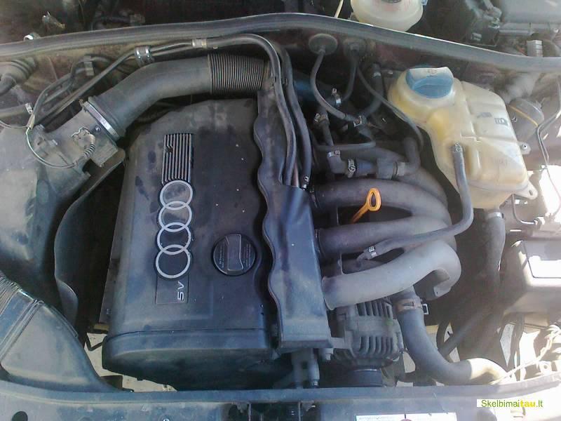 Dalimis - audi a4 1995 1.8l 1781cm3 92kw benzinas mechanine