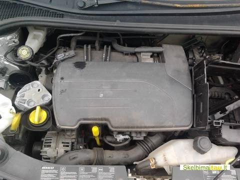 Dalimis - renault clio 2007 1.2l 1149cm3 benzinas mechanine