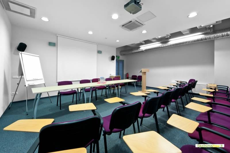 Konferencijų salės, posėdžių kambarių nuoma