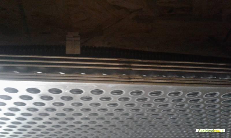 Perferuotos aliuminio plokstes vilnius 864553952