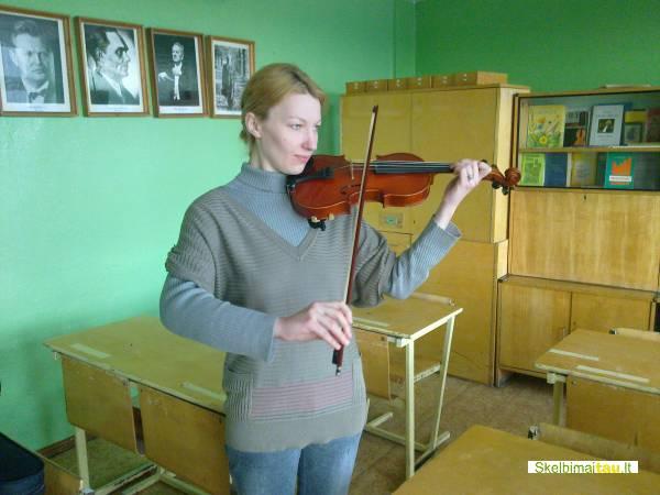 Smuiko pamokos