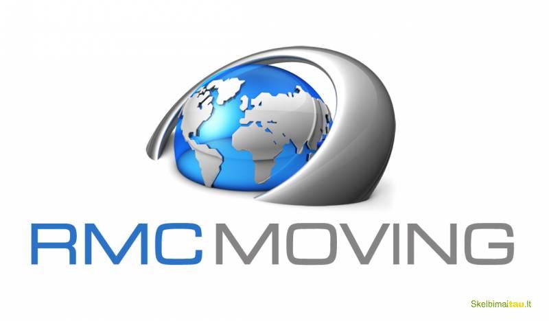 Tarptautinis perkraustymas rmc moving