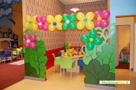 Vaikų gimtadieniai, šventės