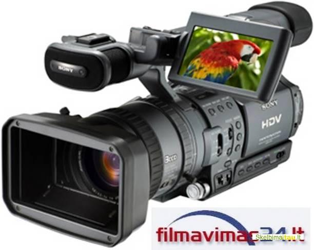 Vestuvių filmuotojai, filmavimo paslaugos, filmavimas