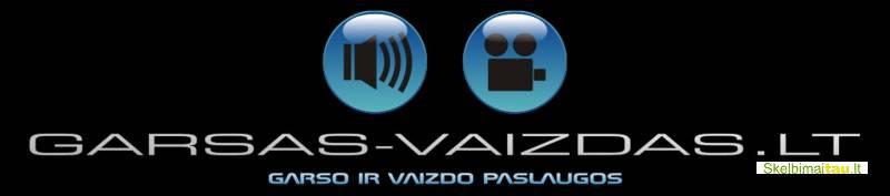 Visos video ir audio paslaugos vcup