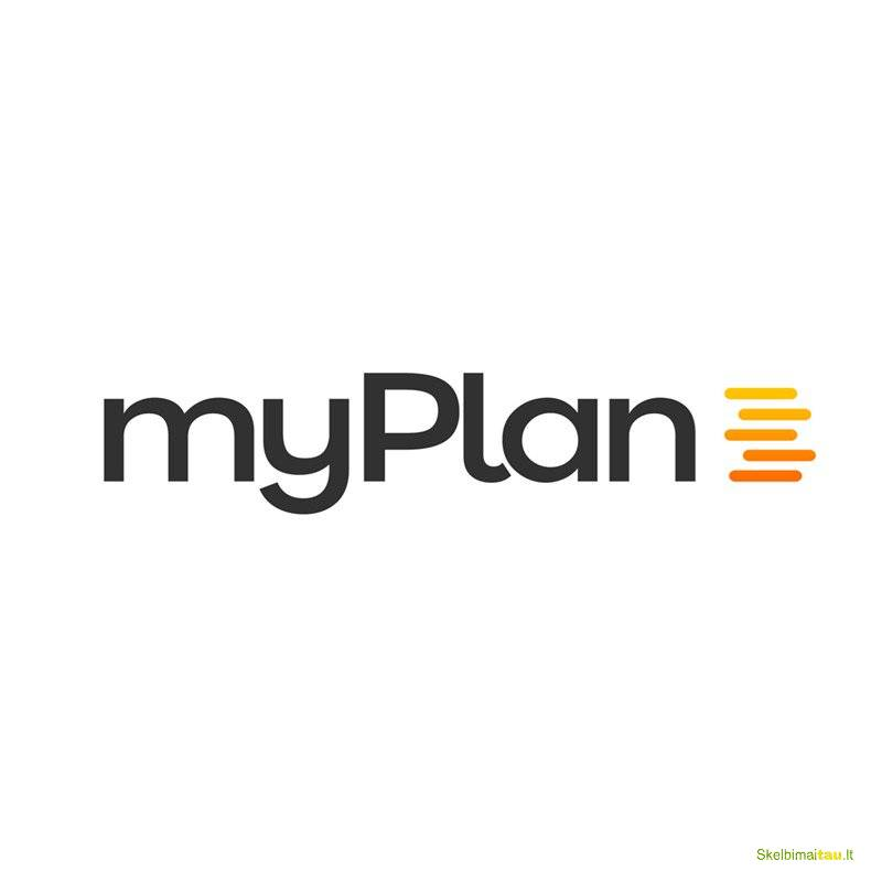 """""""myplan"""" - pasirūpinsime jūsų interneto ryšiu ir televizija"""