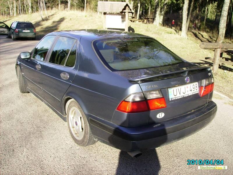 Saab 9-5 grifin