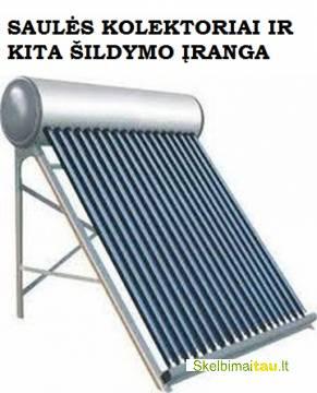 Šildymo įrangos prekyba - prekesjums.lt katilai, židiniai,