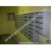 Pašto dėžučių montavimas daugiabučiuose