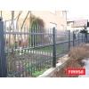 Turėklai, tvoros, vartai, stogeliai